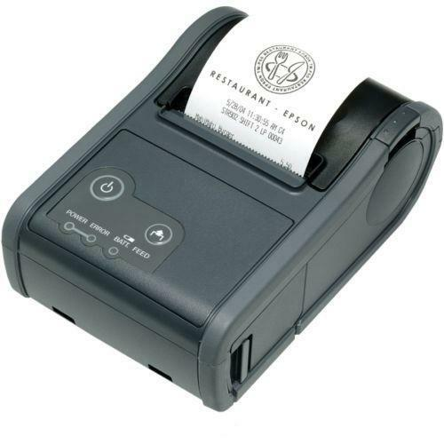 Invoice And Statement Receipt Printer  Ebay Create Free Invoice Online Excel with Online Invoice Printing Excel Bluetooth Receipt Printer Invoice Android Word
