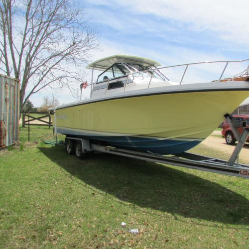 Fiberglass fishing boats ebay for Ebay fishing boats