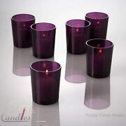 Votive Candle Holders Lot