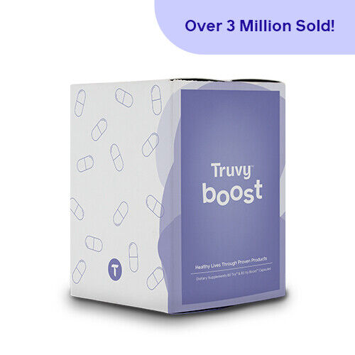 Truvy Boost 30-day Combo Pack (TruVision Health TruFix & TruControl Weight Loss)