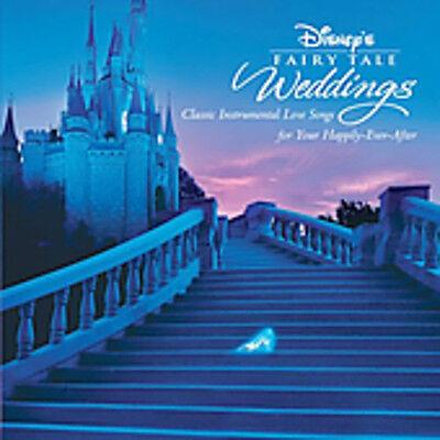 Various Artists, Dis - Disney's Fairy Tale Weddings / Various [New CD]