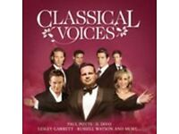 Various Artists : Classical Voices CD ALBUM