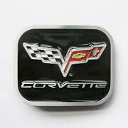 Corvette Belt Buckle