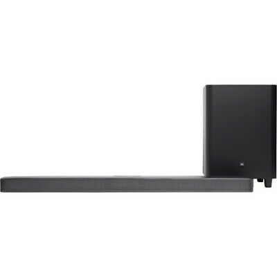 JBL Bar 5.1 Surround Multibeam Soundbar & Subwoofer JBL2GBAR51IMBLKAM