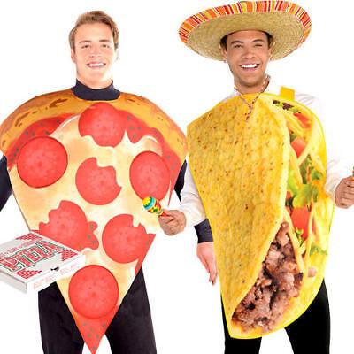Junk Food Adults Fancy Dress Novelty Funny Tabard Mens Womens Ladies Costume (Junk Food Kostüm)