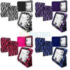 Nook Color Case Zebra