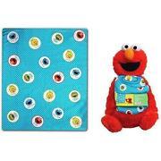 Elmo Fleece Blanket