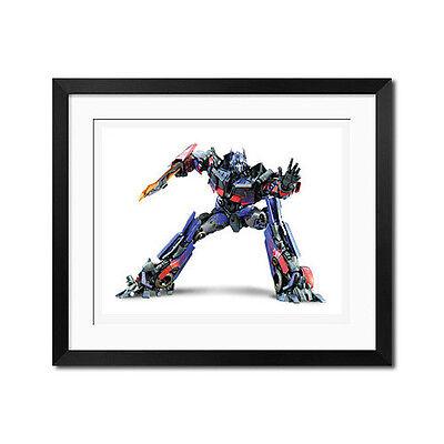 Transformers Autobot Optimus Prime Poster Print Transformers Prime-poster