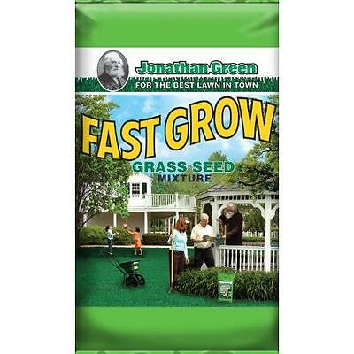 Jonathan Green 10820 Fast Grow Grass Seed Mix, 3 Pounds New