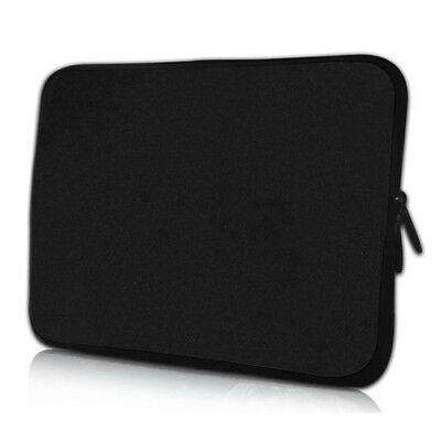 Notebooktasche / Schutzhülle 33,7cm (13,3 Zoll) schwarz