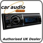 Kenwood Bluetooth Car Stereo