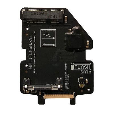 iFlash Sata mSata Adapter iPod 5G 6G 7G Video Classic 1x Solid State Drive SSD