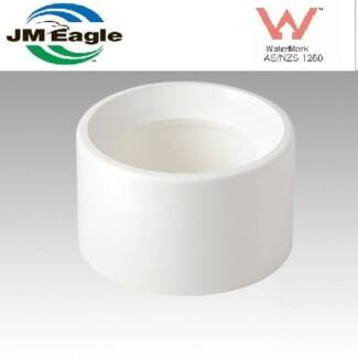 PVC AS1477 Pressure Pipe Fittings Reducing Ring 100-50mm