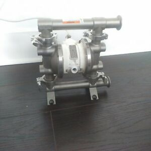 Graco Double Diaphragm Pump