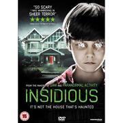 Insidious DVD