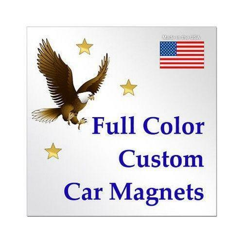 Car Magnets EBay - Custom car magnets canada