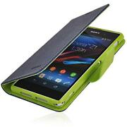 Sony Xperia U Leather Cover