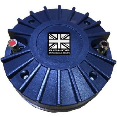 "Compression Driver 44.4 mm 1.75"" 500w Peak Horn HF Tweeter 8 Ohm Screw 54 Ounce"