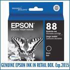 Epson 88 Black Ink