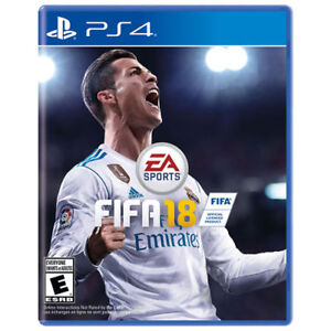 FIFA 18 for PS4 - Brand New