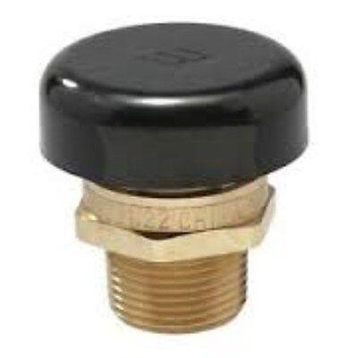 2012 Cash Acme Vacuum Relief Valve W Dust Cover Vr801 Lead Free Threaded Npt