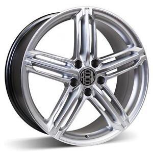4 mags neuf RSSW Challenge 16 pouce 5x112 pour Audi ou Volkswagen taxe incluse! Audi/Volkswagen  (code MC10)