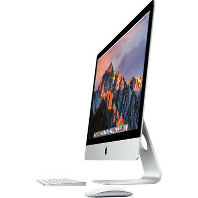 Apple 27  Imac With Retina 5K Display  Mid 2017  Mne92ll A