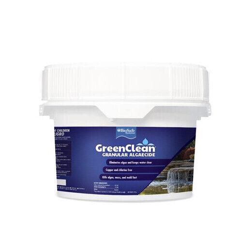 BioSafe GreenClean Algaecide 20 lb - Granular Algae Control