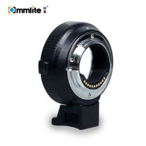 Canon/Nikon to Sony E-Mount/ or  M3/4(GH4)  Adapters