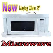 Over The Range Microwave White