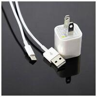 Wall plug and USB cables