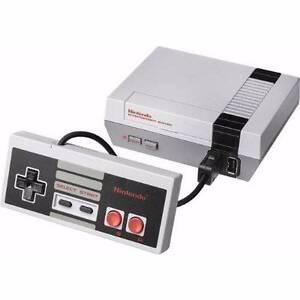 NES Classic mini games console Glandore Marion Area Preview