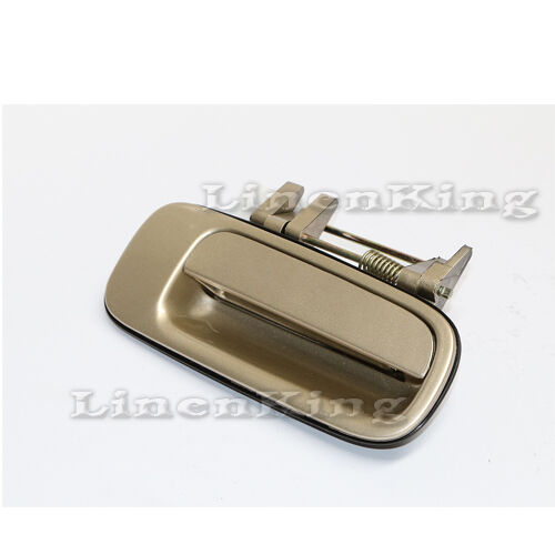 NEW DHE004 For 92-96 Toyota Camry Rear Right Outside Door Handle Beige 4M9