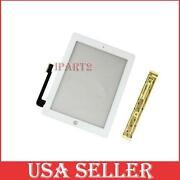iPad 3 Digitizer White