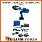 Uponor up110 accu persmachine perstang accuperstang