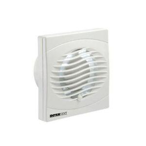 Manrose-100mm-4-Standard-Bathroom-Extractor-Fan-Wall-Ceiling-White