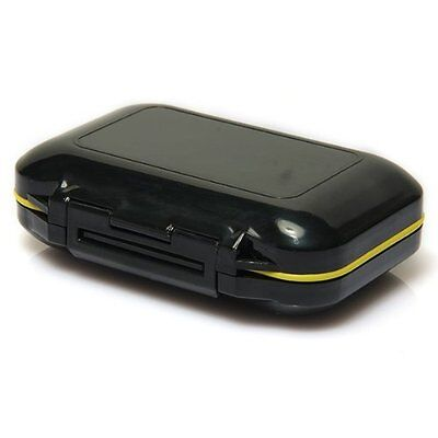 Fly Fishing Lures Hook Box Waterproof 12 Compartments Fish Tackle Accesory