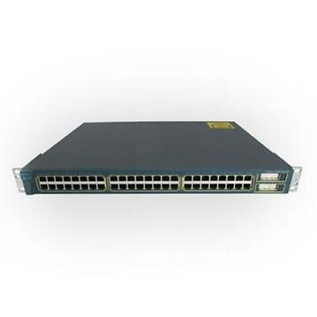 Cisco systems ws-c3548-xl-en - used