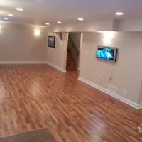 LOW COST FLOORING INSTALLATION 0.75 PER SQ/FT