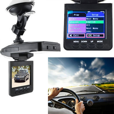 """New 2.5"""" Full HD 1080P Car DVR Vehicle Camera Video clear View Cam"""
