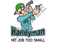 Handyman for elderly or unable
