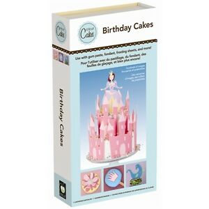 Cricut Cake Birthday Cakes Cartridge - $45