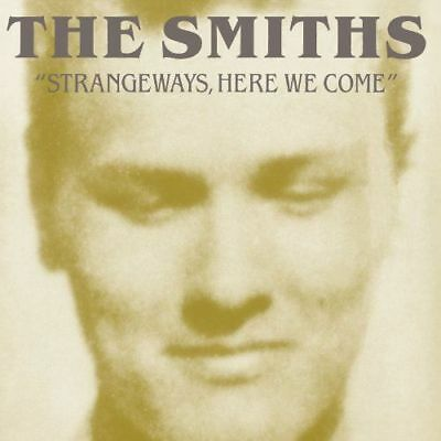 THE SMITHS STRANGEWAYS, HERE WE COME VINYL ALBUM (2012 Re-issue)