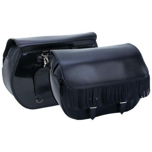 Fringe Saddle Bags For  Yamaha V Star