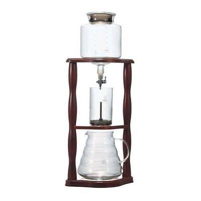 HARIO WDW-6 Coffee Ring false Dripper Wood 2-6 cup model