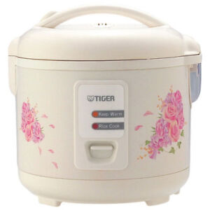 Perfect condition Tiger Rice Cooker 70$
