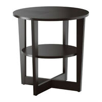 Ikea Vejmon Coffee and Side Table -- Barely used