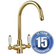 Gold Kitchen Sink Taps