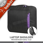 Laptop Messenger Bag 15.6
