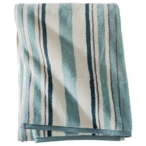 Turquoise towels ebay for Ikea beach towels